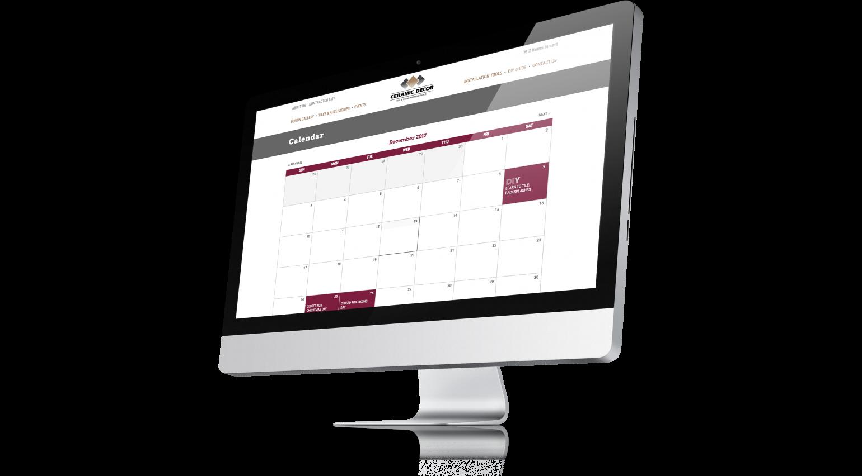 Calendar or Events
