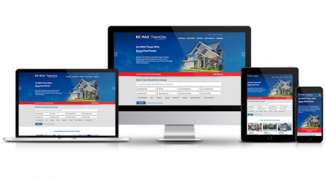 REMAX Twin City Website