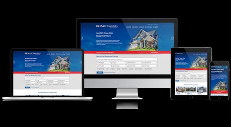REMAX Twin City Website